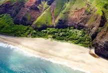 Hawaii Travel / Travel guides, tips and inspiration for visiting Hawaii   #Hawaii #Maui #Kaui #Oahu #Hana