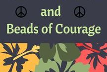 Beads for a Cause, Beads of Courage / This board has been created to inspire jewelry designers to support worthy causes with their beads and jewelry creations. Molten Wrx, Beads of Glass supports Beads of Courage.