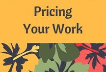 Business - Pricing Your Work / This board has been created to help jewelry designers with the business aspect of their jewelry business. Business tips have been curated from several wonderful resources.