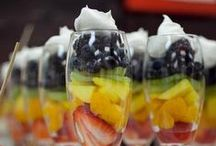 Desserts, Treats and Fancy Drinks
