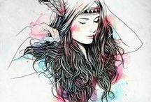 Painting & Design / Inspiration