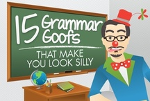 Grammar Goodies / A board dedicated to the rules and necessities of grammar, which is, hopefully, presented in a fun and easy manner.