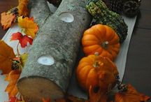 Autumn  ::: Halloween ::: Thanksgiving / Holidays and seasonal ideas for Fall