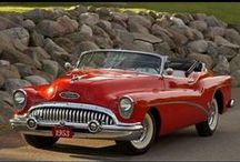 Cars by Buick... / by Danny D.