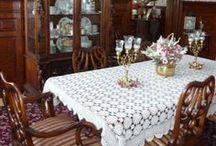 Victorian & Edwardian Interiors / Repinned