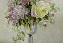 peinture / by Brigitte Lepreux