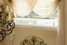 Window Treatments, Pillows & Soft Furn
