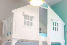 children's storage and rooms