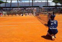 Internazionali BNL d'Italia 2014 / Dal 2013 siamo sponsor tecnico degli Internazionali BNL d'Italia. Qui vogliamo raccontarvi gli #IBI14 attraverso le nostre immagini. #Australian #sportswear #PaoloLorenzi #tennis