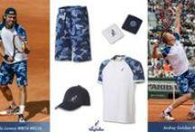 Foro Italico Collection 2014 / Un'intera linea d'abbigliamento dedicato al più importante  torneo tennistico d'Italia. #IBI14