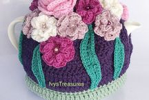 IvysTreasures - Etsy Shop / Handmade crochet items, vintage items and other goodies