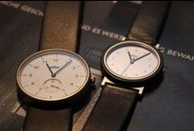 Braun / Legendary Braun watches are back in action! Both cult classics by famous Dieter Rams and totally modern watches are both avaliable for order.