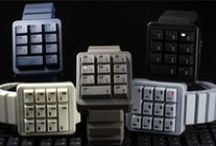 CLICK Watches (Hong Kong) / True geek watches with bizzare desgin!