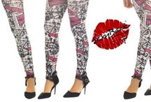 Gotta Love Leggings / At the Gym? Doing Yoga? Working Out? Spending a night out with Friends or on a Date? We have over 60 Different Styles of Leggings for every Occasion. Which Style are You? Get Yours Today At www.SexybackBoutique.com ❤️