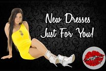 Dress to Impress / Enjoy the night out in one of our featured dresses