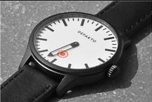 DEFAKTO (Germany) / High quality one-handed and classic watches produced in German town Pforzheim!
