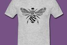 T-Shirts /  Shirts für groß und klein lustíge Designs