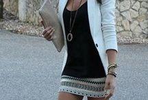 Fashion styles I like! / If I were a stylist...