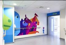 Arquitetura Hospitalar / Qualificar a arquitetura, humanizar o ambiente e atribuir um novo conceito aos Estabelecimentos Assistenciais de Saúde (EAS).