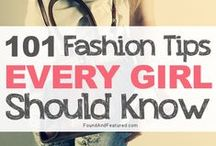 Fashion Tips / Tips and tricks to help every woman look their best!