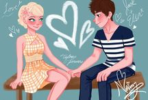 JACK+ELSA=JELSA / Follow/comment on latest pin to join + invite anyone you want :D