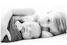 Inspiration: Newborns & Older Siblings
