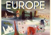 Posters Viagem EUROPA