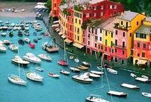 Destinos ITÁLIA / O melhor da Itália através de suas paisagens, vilas e cidades