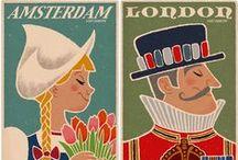 Turismo ÍCONES Internacionais / Símbolos e ícones que moldam a IMAGEM TURÌSTICA de tradicionais destinos de viagem