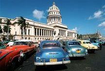 Destinos CARIBE / O melhor dos países-ilhas  do Caribe através de  suas paisagens, vilas, monumentos e cidades