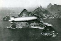 RIO Antigo - Cidade de Eventos Mil / Os mega eventos internacionais e os grandes acontecimentos que ocorreram no Rio ao longo de sua história até o sec.XX.
