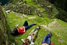 Destinos AMESUL / O melhor dos países da América do Sul através de belas fotos de suas paisagens, vilas e cidades