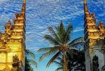 Destinos SUDESTE ASIÁTICO / O melhor da Tailândia, Vietnam, Camboja, Myanmar, Singapura, Malasia, Filipinas e Indonésia  através de suas paisagens, monumentos, vilas e cidades.
