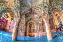 Destinos ORIENTE MÉDIO / O melhor de  Jordânia, Irã, Iraque, Siria, Líbano, Arábia Saudita, Emirados Árabes, Qatar e Iemen  através de suas paisagens, monumentos, vilas e cidades