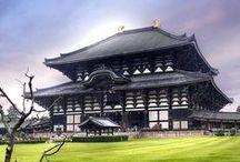 Destinos JAPÃO e COREIA / O melhor do Japão e das Coréias através de suas paisagens, vilas, monumentos e cidades