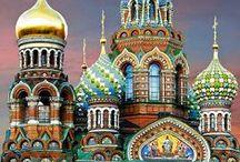 Destinos RUSSIA / O melhor da Russia através de de suas paisagens, vilas, monumentos  e cidades