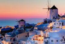 Destinos GRECIA / O melhor da Grécia através de de suas paisagens, monumentos, sítios arqueológicos, vilas e cidades