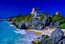 Destinos MÉXICO / O melhor do México através de  suas paisagens, vilas, cidades, monumentos  e sítios arqueológicos