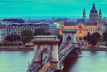 Destinos HUNGRIA & REP. TCHECA / O melhor desses 2 países através de  suas paisagens, vilas, monumentos e cidades