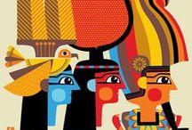 Destinos EGITO / O melhor do Egito através de  suas paisagens, vilas, monumentos e cultura