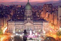 Destinos ARGENTINA / O melhor da Argentina através de  suas paisagens, vilas, monumentos e cidades