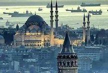 Destinos TURQUIA / O melhor da  Turquia através de de suas paisagens, monumentos, sítios arqueológicos, vilas e cidades