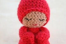 Crochet: dolls and clothes