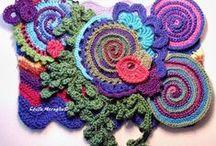Crochet: freeform