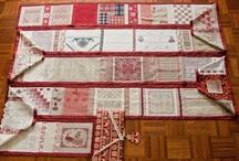 Needlework: pronkrol/ Souvenir de ma jeunesse
