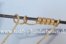 Crochet: tatting / frivolitéhaken