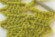 Crochet: Bruges lace / Brugs haakwerk