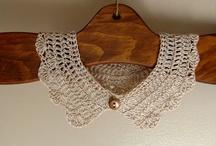 Crochet: vests, collars, shrugs, wraps, shawls