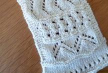 Knitting: knittingsampler / breirol