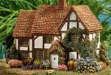 Mini huisjes
